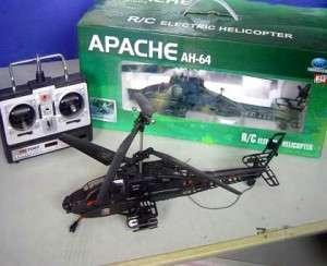 阿帕奇遥控直升机