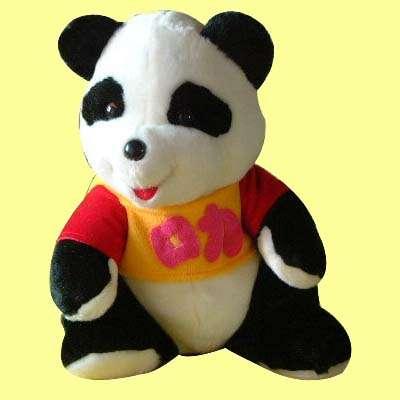 13寸口力熊猫